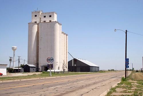 silo in adrian