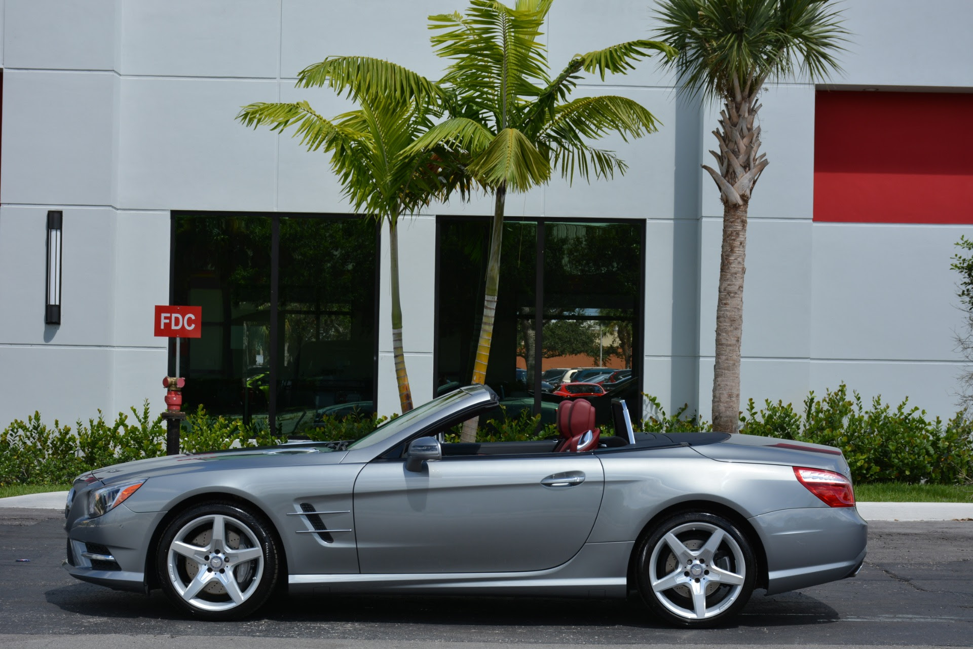 Used 2014 Mercedes-Benz SL-Class SL 550 For Sale ($54,900 ...