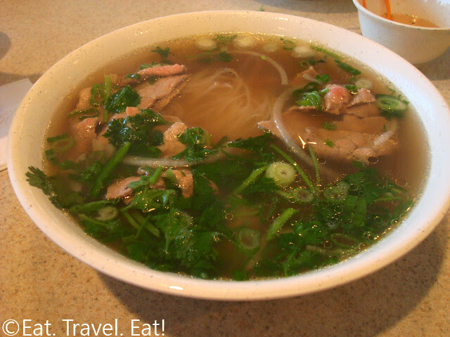 Pho with Beef Sony Version