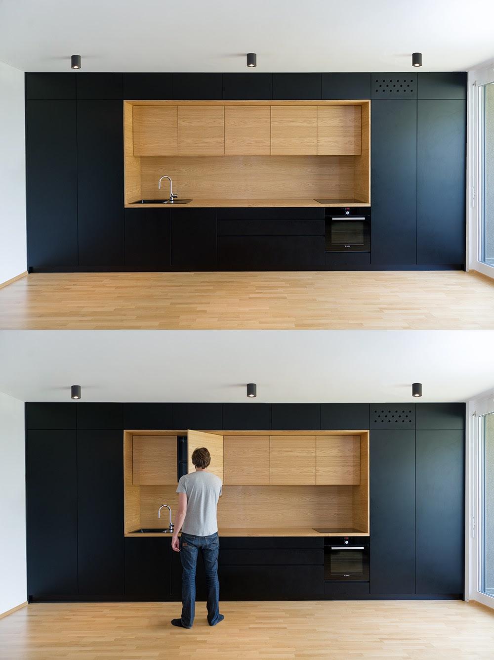 Resultado de imagem para black and wood