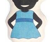 Zari Plush Doll
