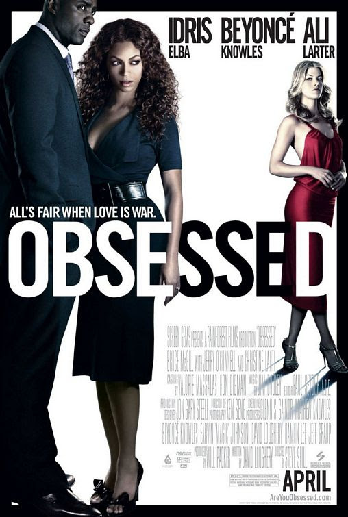Obsessed movie poster [click to enlarge]