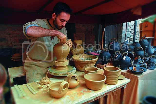 Potter Magic in the Medieval Era: Suria Market