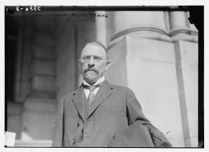 Amb. Henry Morgenthau (circa 1914, Library of Congress)