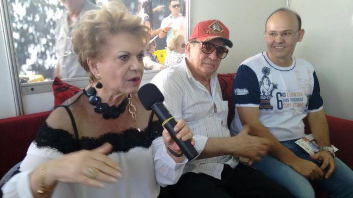 Wilma diz que sua intenção é apoiar Bibi Costa em 2016