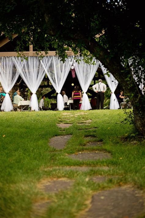 Pavilion Wedding Decorating Ideas   DIY Wedding