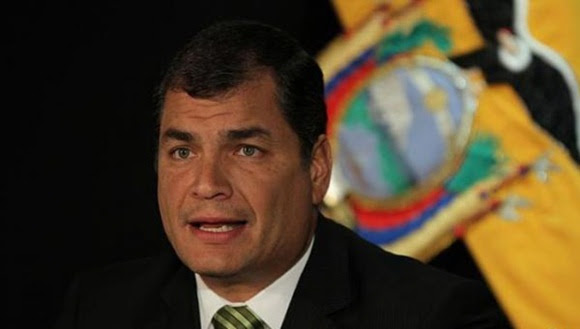 Rafael Correa analiza las lecciones que dejó el golpe de estado en Brasil. Foto: Archivo.