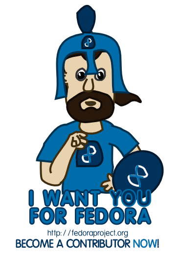 [i want you for fedora]