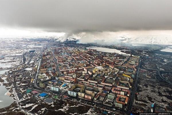 Новокузнецк исключен из списка самый грязных городов