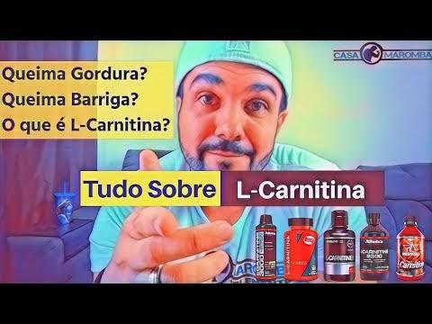 Termogenico L-Carnitina Queima Gordura? Termogênico sem cafeína? L Carnitina é Bom? Queima Barriga?