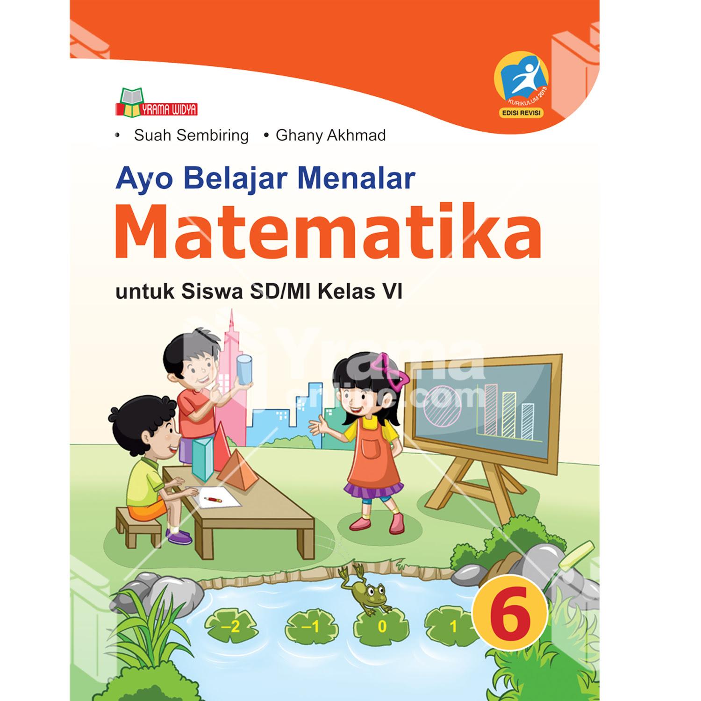 ayo belajar menalar matematika sd mi kelas vi