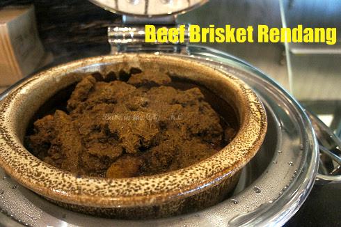 Beef Brisket Rendang