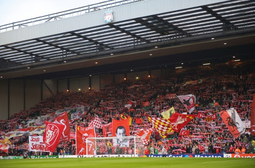Special offer on stadium tours - Liverpool FC