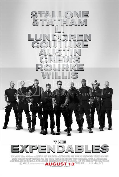The Expendables Os Mercenários