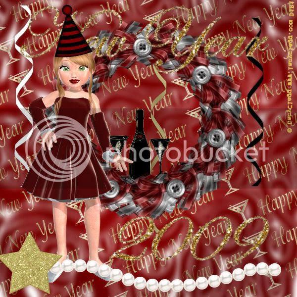 Bonitas,Happy New Year