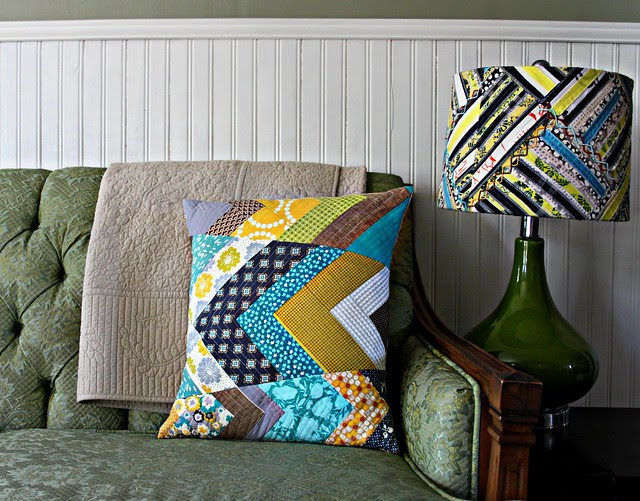 Improv Chevron Pillow