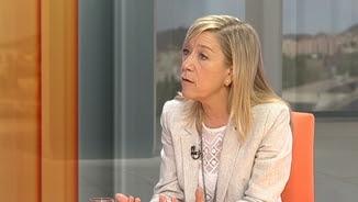 La presidenta de l'AMI, Neus Lloveras