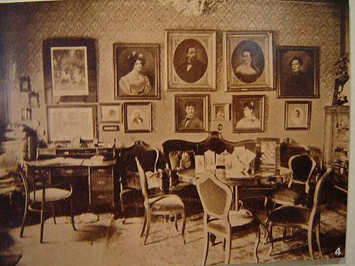 1800-luvun koti by Anna Amnell