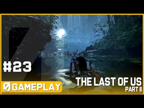 THE LAST OF US part II #23 A chegada ao Hospital (PT-BR) SrKrash | #Nv0Live