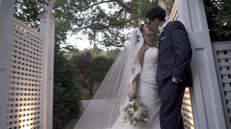 tides estate haledon nj wedding video highlights