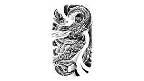 Significado Tatuaje Dragón De Agua Ogopogo 1 Tatuarteorg