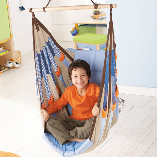 Haba Piratos Swing Seat - contemporary - kids chairs - by Moolka