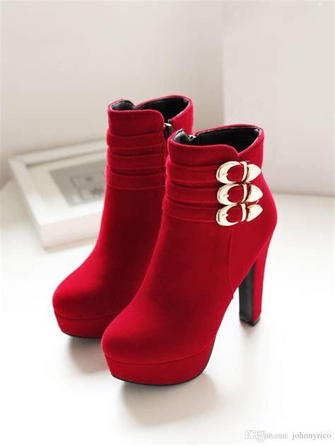 Womens Red High Heel Shoes   Is Heel