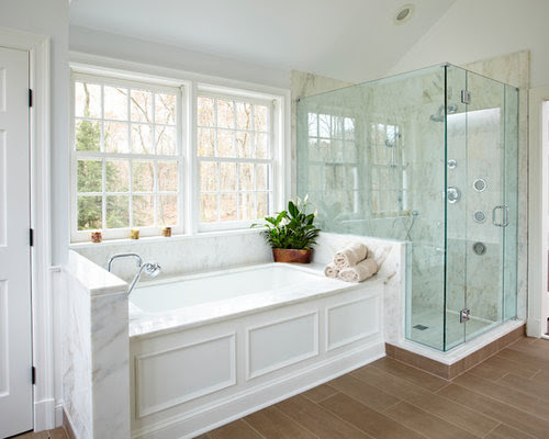 Separate Shower And Bath Home Design Ideas, Pictures ...