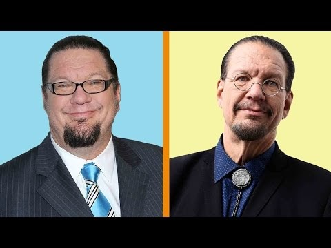 Penn Jillette Weight Loss – How He Lost More than 100 Pounds