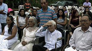 Boda en Paraguay