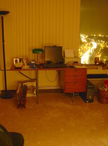 Herman Miller George Nelson Desk 1