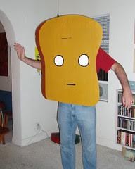 Mr Toast Costume - #10