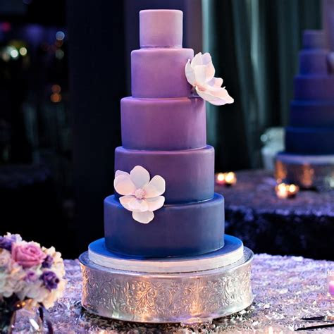 purple themed wedding inspiration  overwhelmed bride