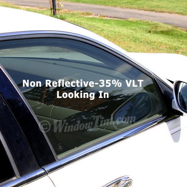 Professional Non-Reflective 35% VLT Car Window Tinting ...