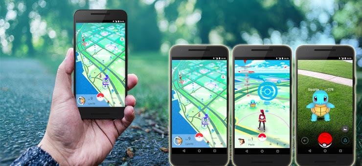Pokemon-Go-Android-App