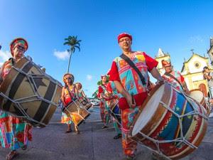 Aniversário Olinda-Recife (Foto: Aldo Carneiro/Pernambuco Press)