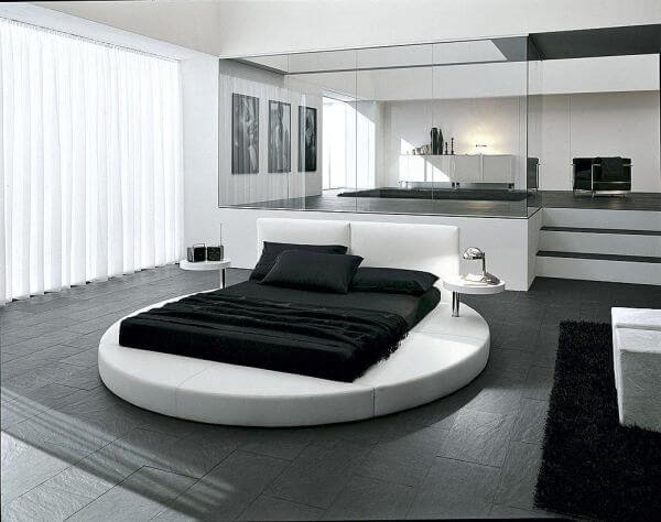 15 Most Amazing Modern Round Beds Ideas You'll Ever See 6