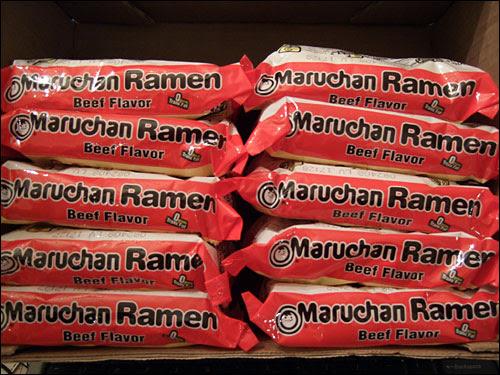 Ramen 8-pack