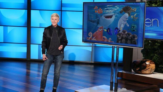 Ellen DeGeneres usa 'Procurando Dory' para criticar lei de imigração de Trump