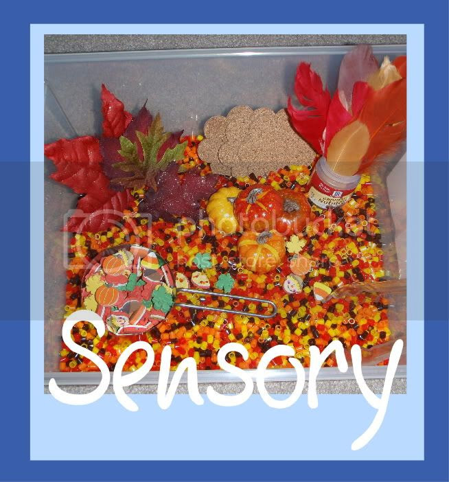 more sensory activiites for kids