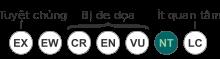 Status iucn3.1 NT vi.svg