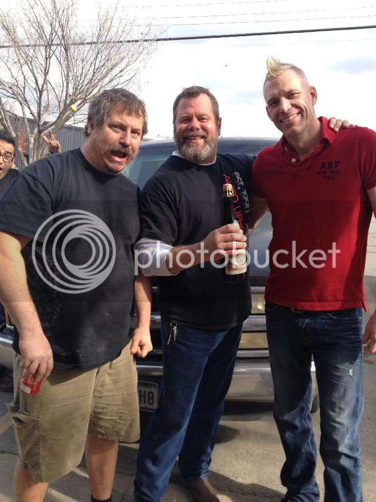 Garage Gas Monkey Garage Crew