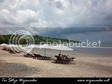 Panas-Panasan Di Pantai Jimbaran