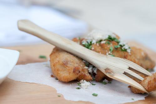 Leib- Resto & Aed: frititud jäneseliha punaveinimajoneesiga