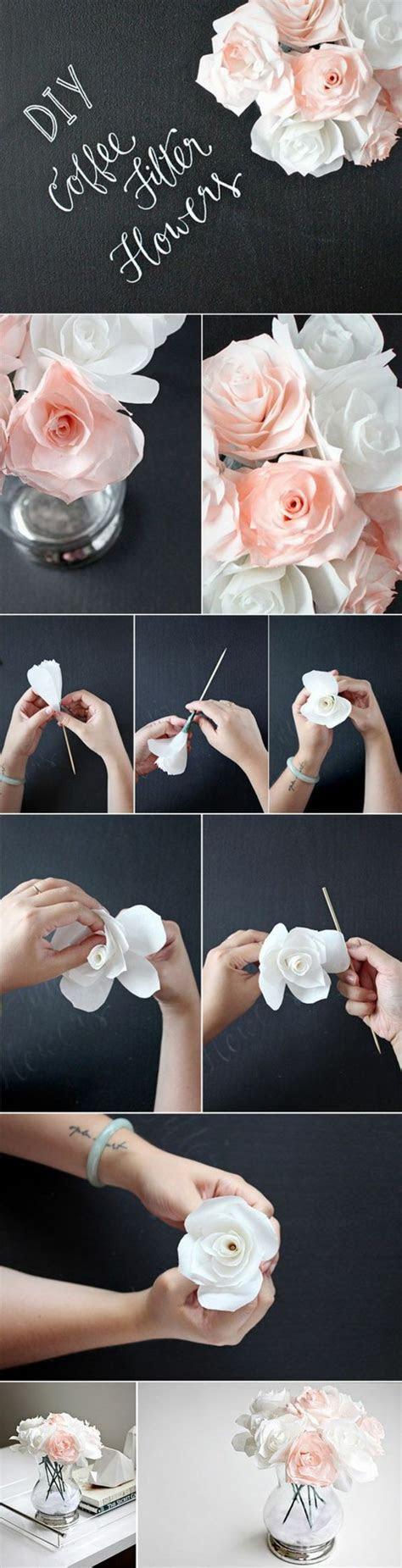 1001  Ideen, wie Sie Papierblumen basteln können