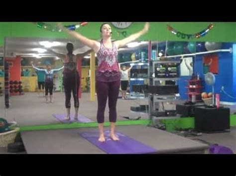 video piyo strength warm  youtube workout piyo