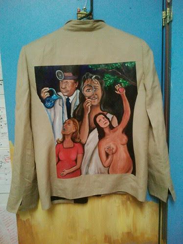 DEStiny Sherry Reynolds' jacket