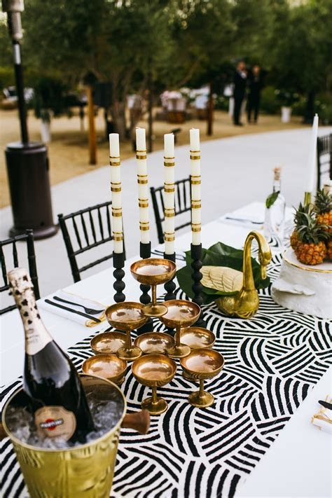 MY WEDDING TABLETOP DECOR   Whitney Port