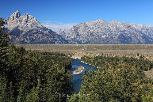 Snake River by Megan Lorenz