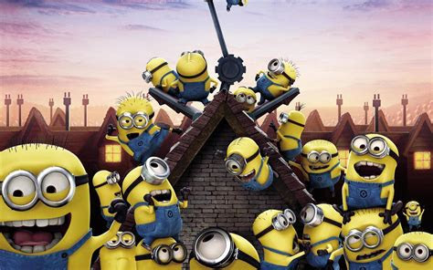 despicable  minions backgrounds wallpaper cave